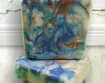 Cold Water Cold Process Soap