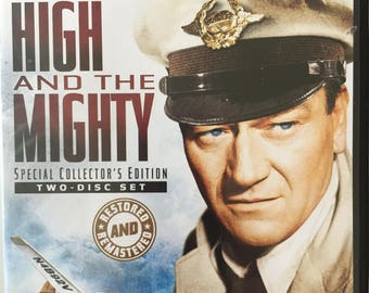 The High and the Mighty (DVD 1954, 2-Disc Set, The John Wayne Collection)