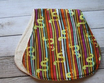 Clearance  Sale***Bug Burp Cloth