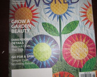 Quilter's World June 2010
