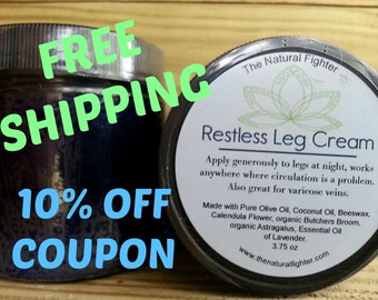 Restless Leg Salve, Restless Leg Cream, Astragalus, Lavender, Leg Salve, Leg Lotion, herbal salve, skin salve