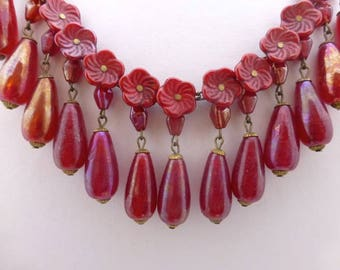Beautiful Lustre Necklace   REDUCED from 178 to 78