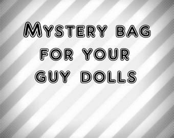 Mystery Bag for Monster Ever After High, Ken, and Bratz Dolls Boy Dolls