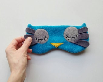 Owl sleep mask - Kawaii Night Mask