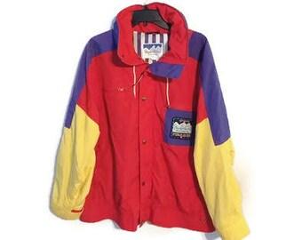 Vintage Powderhorn Mountaineering Coat jacket Ski Size Large to XL