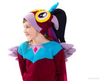 twilight sparkle power pony halloween costume for kids