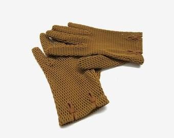 50s gloves / Size S-M / Rockabilly Fashion Accessoires