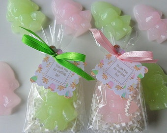 10 Magical Trolls Party Favors, Birthday Parties, Troll Soap Favors, Special Occasions