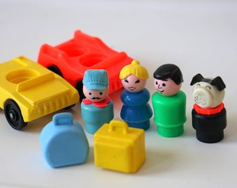 Fisher Price Express Train Accessories