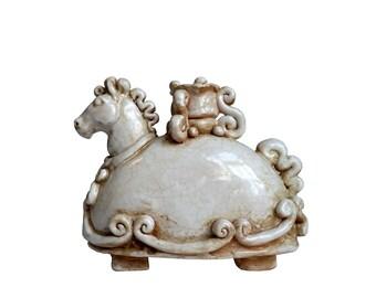 """Porta candela """"Cavallo"""" CP/03"""