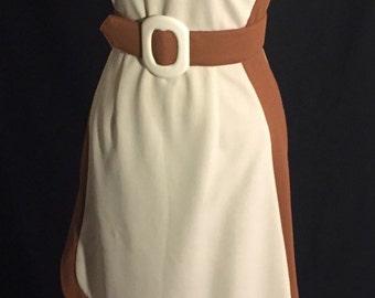 Vintage 1960's Mod Fred Rothschild Dress