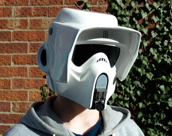 Star Wars Scout Trooper Helmet - Made to order -
