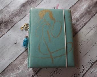 Midori/Fauxdori travelers notebook hardcover art leather