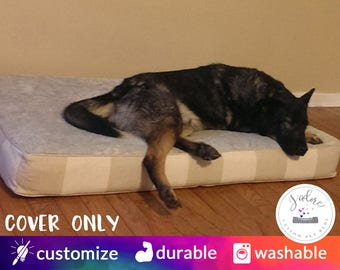 Custom Size Bed Covers - Made to custom fit your existing bed - Standard Sizes or Custom Sizes - You Choose Fabrics