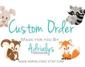 Custom Order- Koala