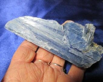 Heavenly Blue Kyanite Blade - Dream recall, remove energy blockages