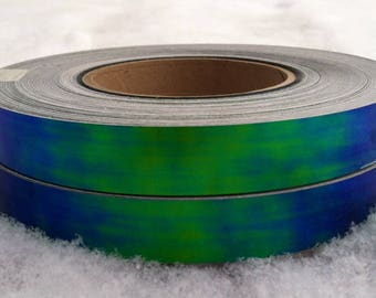 "1"" Tidal Wave Metallic Hula Hoop Tape"