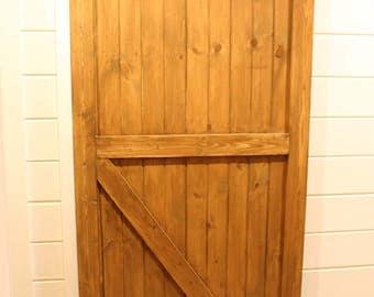 Barn Door Plans - Step By Step Building Plans For DIY Barn Doors