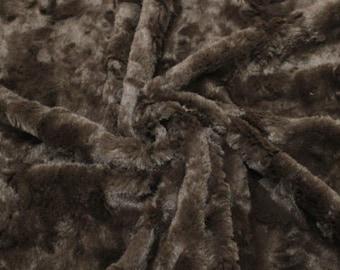 RICH Brown Fur Stuffer
