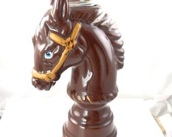 Vintage  Horse Table  Lighter Estate Lighter