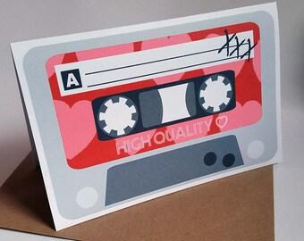 Love Mixtape Card