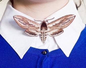 Butterfly Tie #2 / Moth / Brooch (last 10)