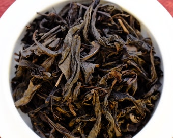Organic Oolong Tea:  Organic Qilan Oolong Loose Leaf Tea Chinese Tea, Chinese Diet Tea, Weight Management Aid