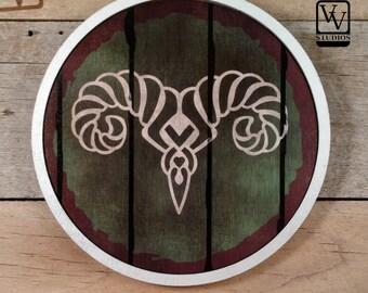 Large Skyrim Shield Markarth