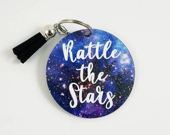 Rattle the Stars Keychain <Tassel sold separately> <2.5 inches>