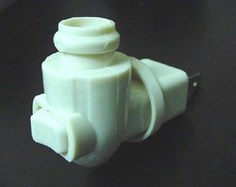 Nightlight Plug Sockets-Choice of Standard, Light Sensor or Rotating