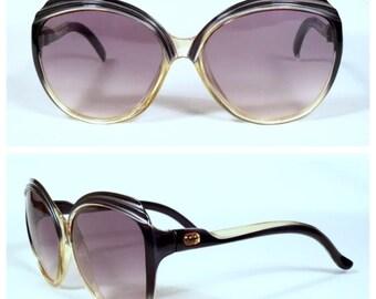 Robert Piguet Sunglasses, Made in France, Vintage, NOS, Designer Vintage Sunglasses