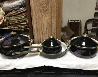Mikasa tango cookware set 7 Pc never used