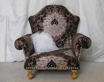 Sofa bed for pet, armchair pet, sofa dog, for children's photo shoots, Pillow as a gift!