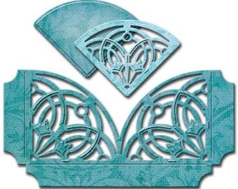 Spellbinders Designer Series - ARCHED ELEGANCE POCKET S4-503 1.cc03