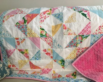Paige's Passion Handmade Baby Quilt