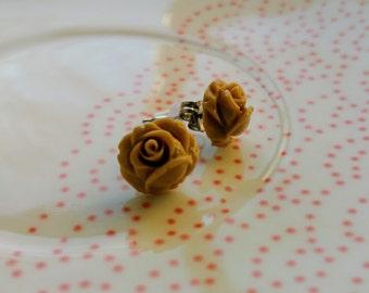 Urban Garden Party WASHINGTON Mini Rosebud (Brown)