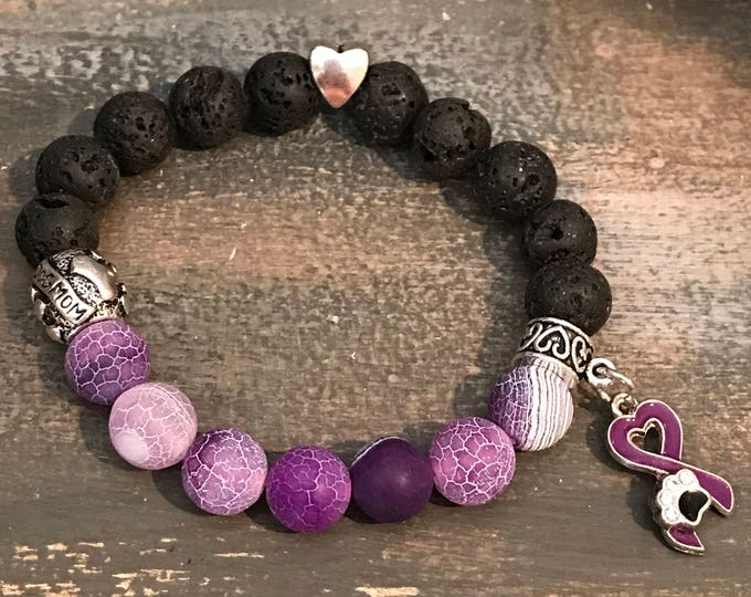 Rainbow bridge animal rescue awareness foster mom bracelet dog mom