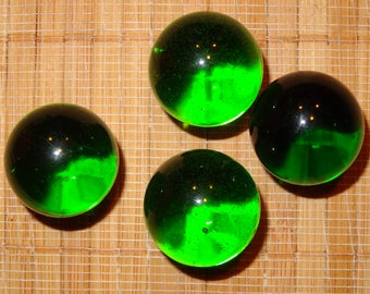 1 Vintage Glass Shooter/Boulder / Toy Marbles / Game Marbles / Glass Marbles