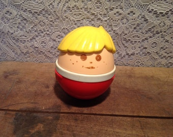 Vintage Tommy Little Tykes Weeble Wobble