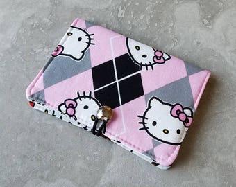 Hello Kitty inspired Passport Cover