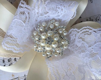 Rustic Baby Shower Corsage, Rustic Baby Shower Mommy to be Corsage.