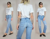 Levi's 501 Redline Jeans 27 waist