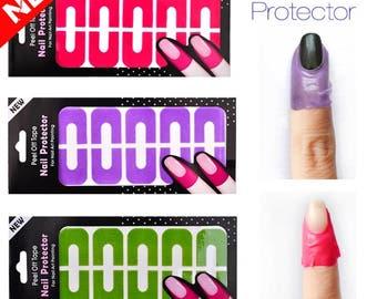 Peel-Off Nail Protector Tape
