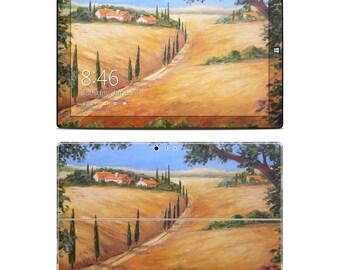 Surface Skin - Wheat Fields by Daniella Foletto - Sticker Vinyl Decal - Fits 2, 3, 4, Pro, RT