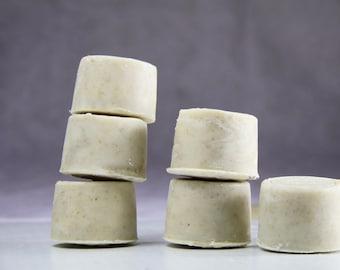 Natural Soap. Mini Unscented Soap. Handmade Honey Nourishing Skin Soap Bar