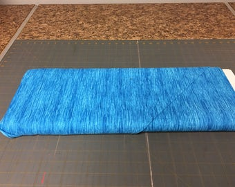 no. 16 Turquoise colorwave Fabric by the yard