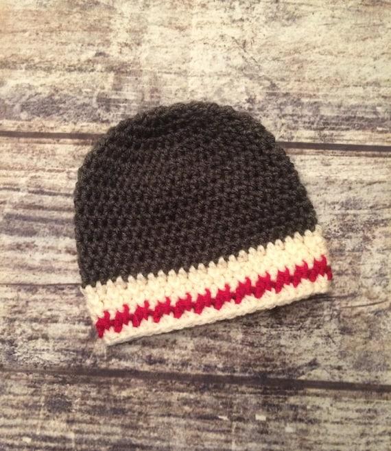 Work Sock Hat Knitting Pattern : Crochet pattern set monkey lovey blanket work sock hat