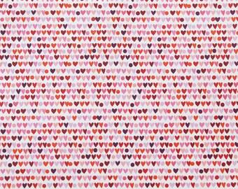 Alexander Henry - Heart to Heart - #8502B - Cherry Tonal