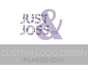 Custom Logo Design Package for Small Business