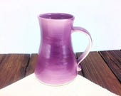 Purple Tall Mug, coffee m...